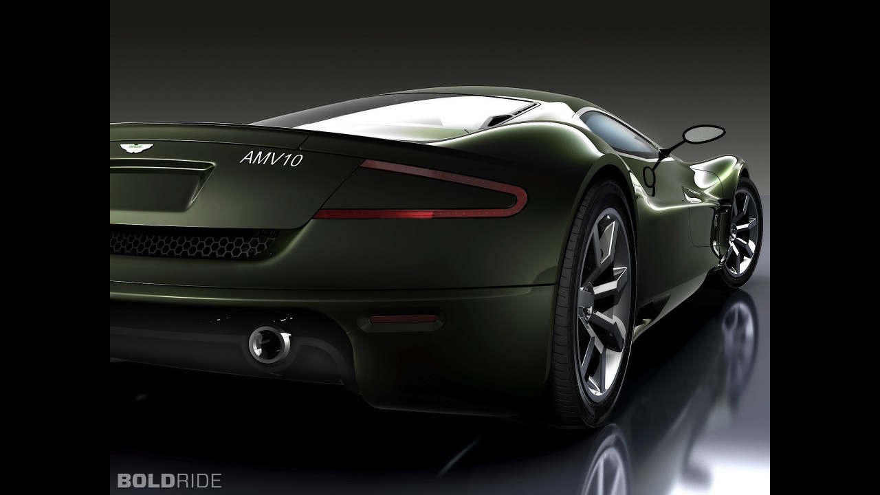 Aston Martin AMV10 Concept by Sabino Design