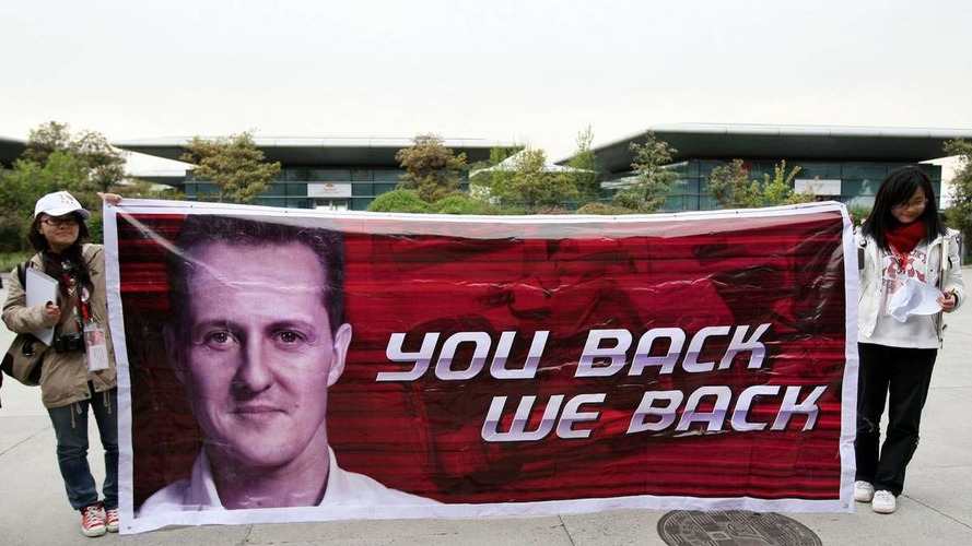 Ecclestone says Schumacher criticism not fair