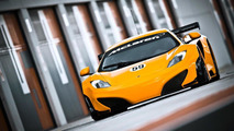 McLaren MP4-12C GT3 04.05.2011