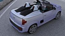 Fiat Uno Cabrio concept, 1280, 26.10.2010