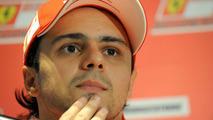 Felipe Massa (BRA), press conference, Fiorano, Italy, 12.10.2009
