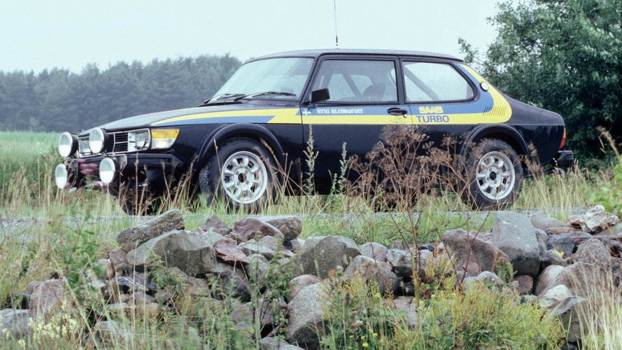 Saab to enter WRC in 2012