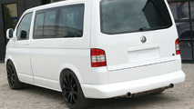 VW T5 Van with 558PS Porsche 996 engine by TH Auto