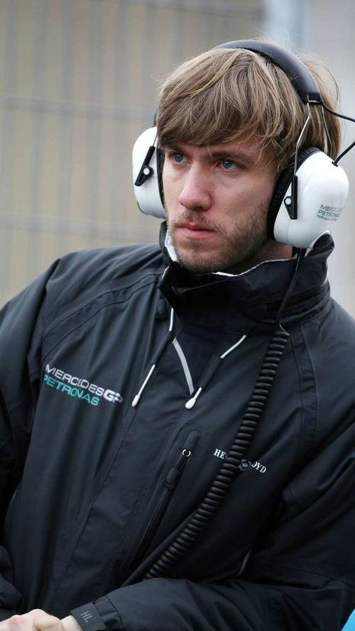 Heidfeld 'belongs on F1 grid' - Massa
