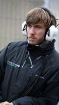 Nick Heidfeld (GER), Test Driver, Mercedes GP, Formula 1 Testing, 11.02.2010, Jerez, Spain