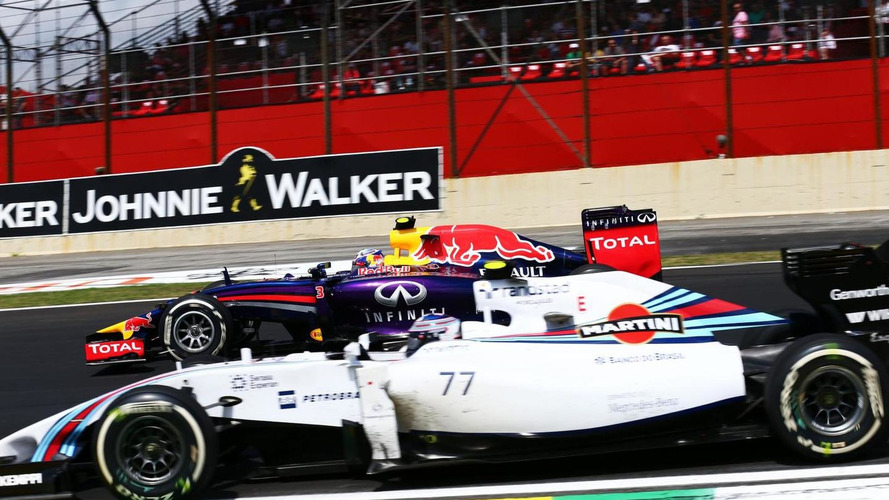 Red Bull now targeting third-best Williams