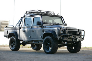 'Project Spectre' Makes Other Land Rover Defenders Look Tame