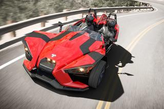 Polaris Slingshot: America's Three-Wheeled Track Toy [w/Video]