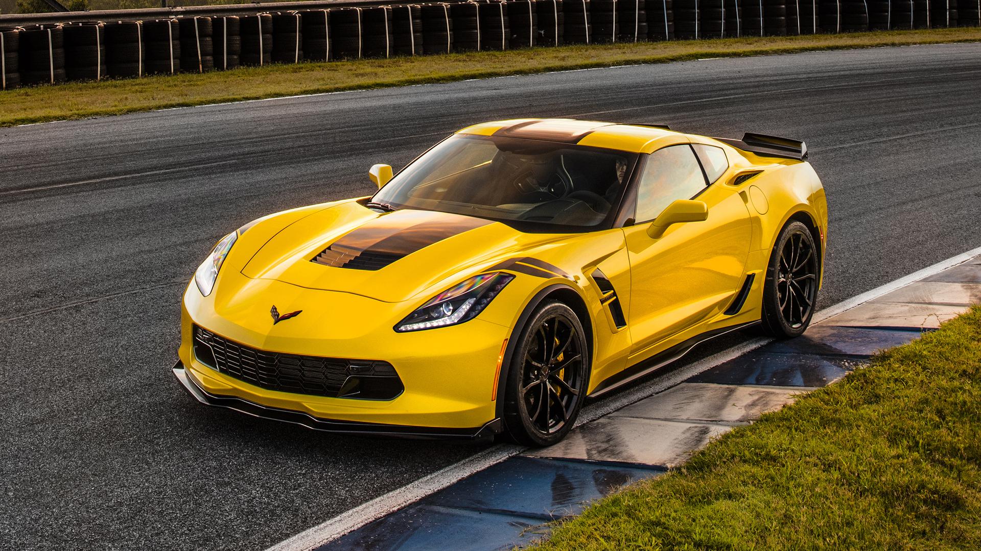 2017 Chevy Corvette Stingray >> First Drive: 2017 Chevy Corvette Grand Sport