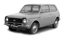 Lada 1101 prototype