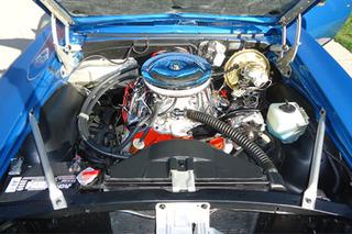 Your Ride: 1968 Chevrolet Camaro RS