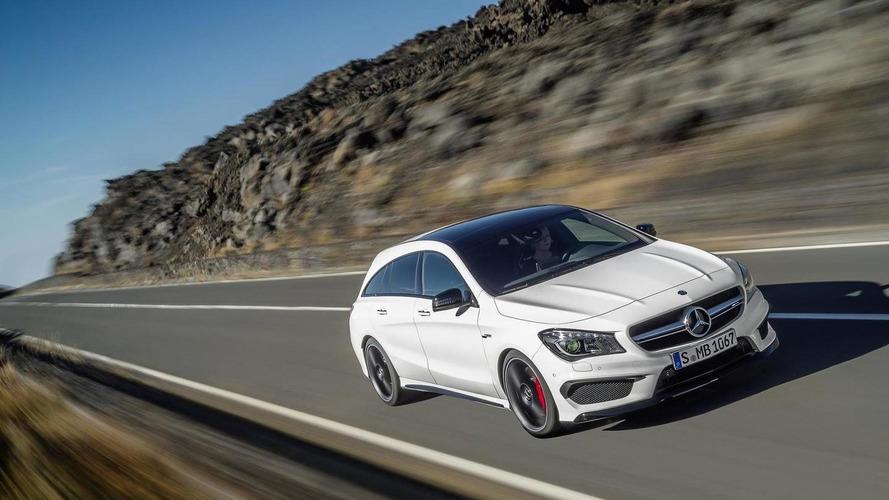 Mercedes-Benz CLA Serisi