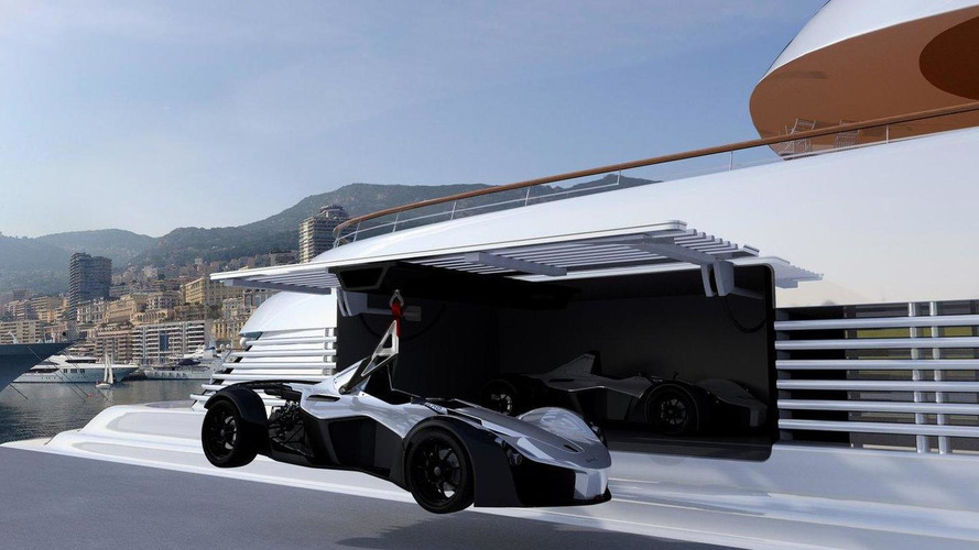 BAC Mono Marine Edition announced, designed for use with super-yachts