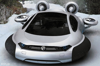Volkswagen Aqua Concept: The Future of Off-Road Travel