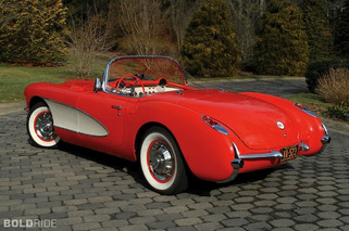 The 1957 Corvette: Chevy's Crowning Achievement