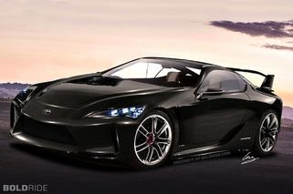 Toyota Supra Concept Bound for Detroit Auto Show?