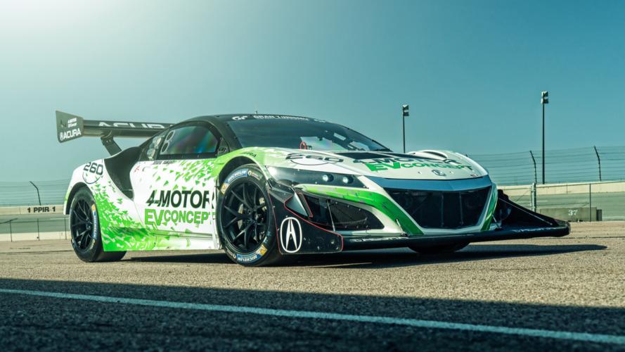 Acura NSX Concept EV