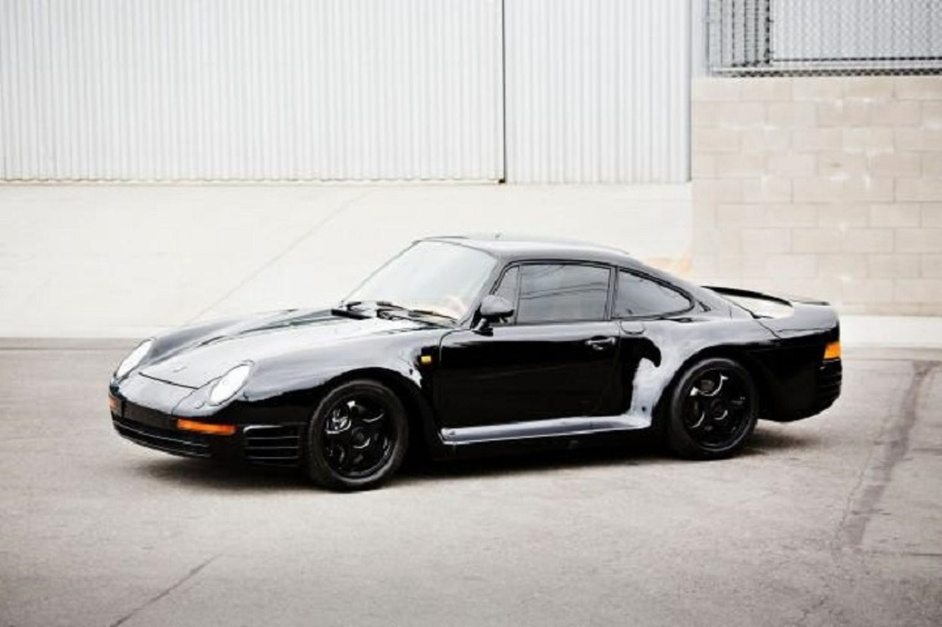 This 1988 Porsche 959 Could Fetch $1.6 Million at Auction