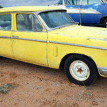 This Studebaker President Is a Rare Desert eBay Find