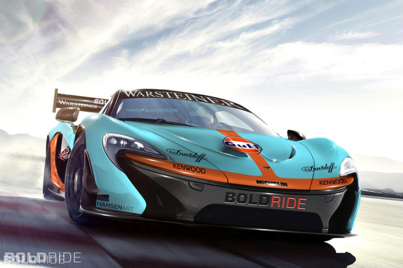 Hardcore McLaren P1 Track Version in the Works