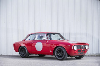 You Can Buy This Perfect Alfa Romeo Giulia Sprint GTA at Auction