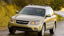 Redesigned Subaru Outback