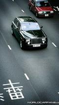 Rolls Royce Phantom in Hong Kong