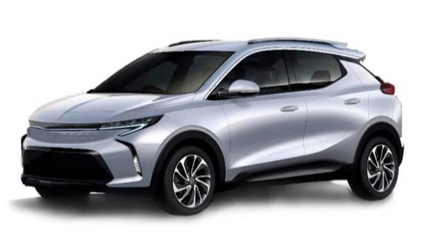 Chevrolet pode ter revelado SUV elétrico