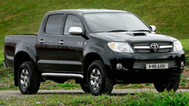 High Powered Toyota Hilux Unleashed at CV Show