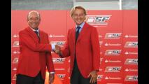 Scuderia Ferrari e Santander insieme