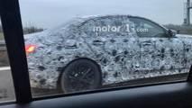 Novo BMW Série 3 - Flagra em Munique