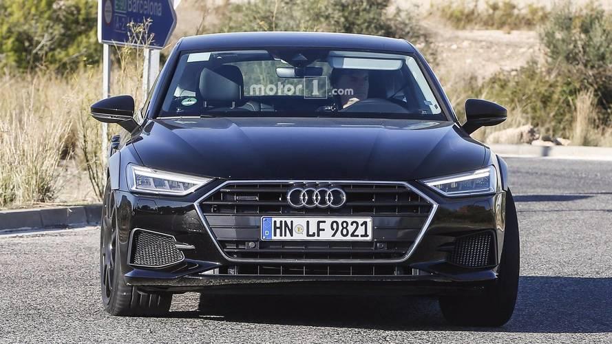 2019 Audi RS7 Sportback ilk kez görüntülendi