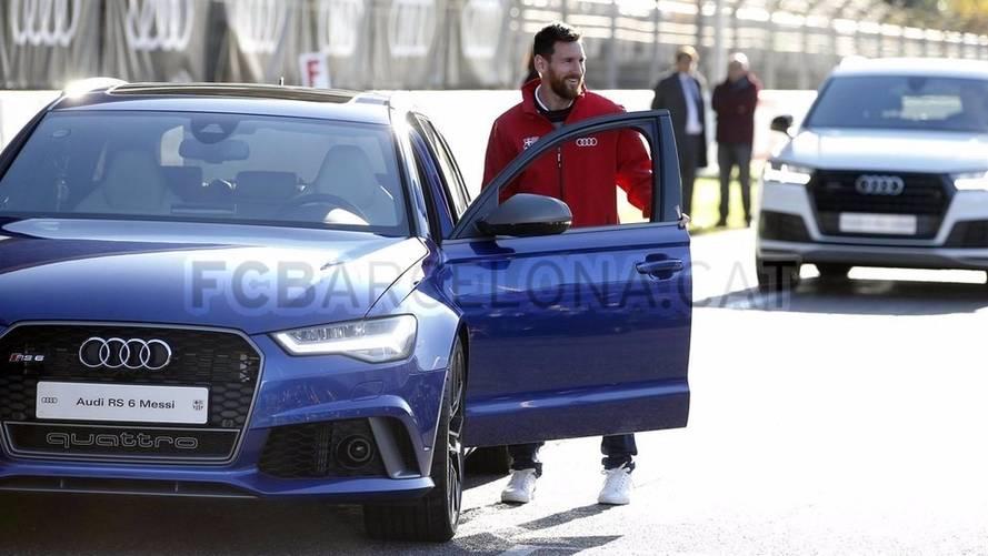 Audi FC Barcelone
