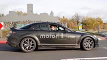 Mazda RX-9 Test Mule