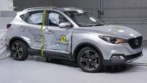 2017 Euro NCAP last crash test