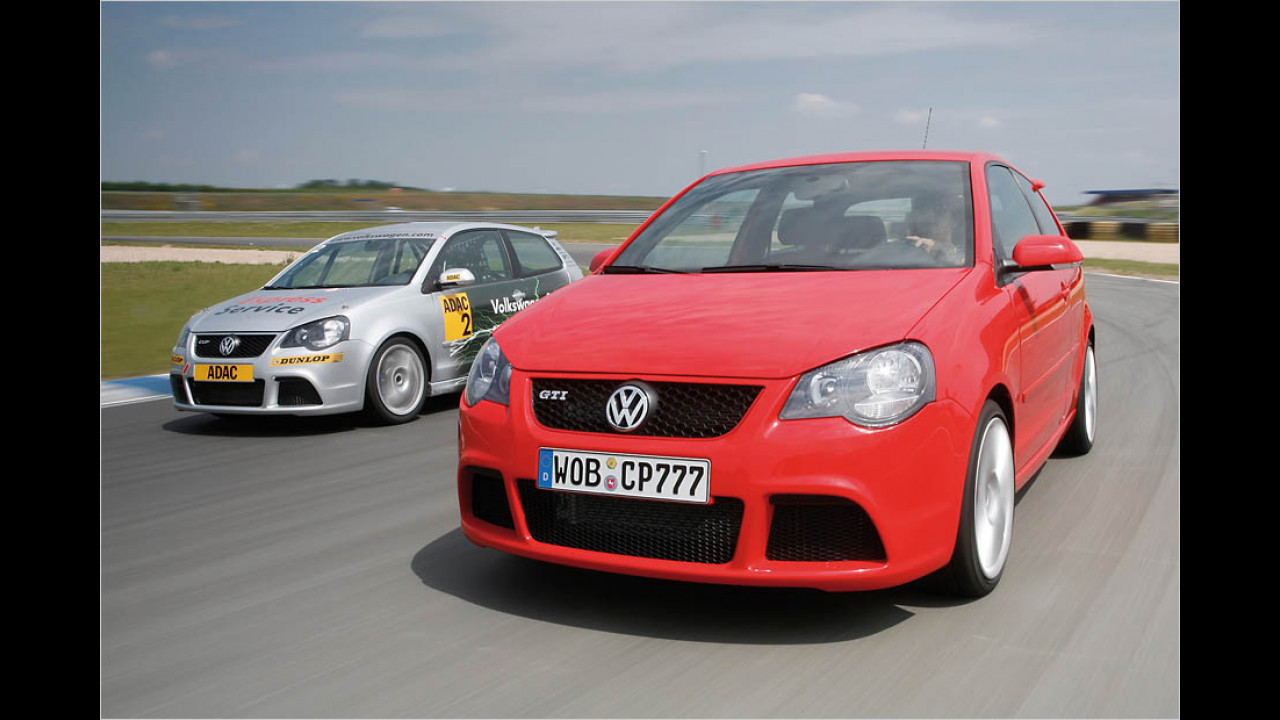VW Polo GTI Cup Edition (2006)