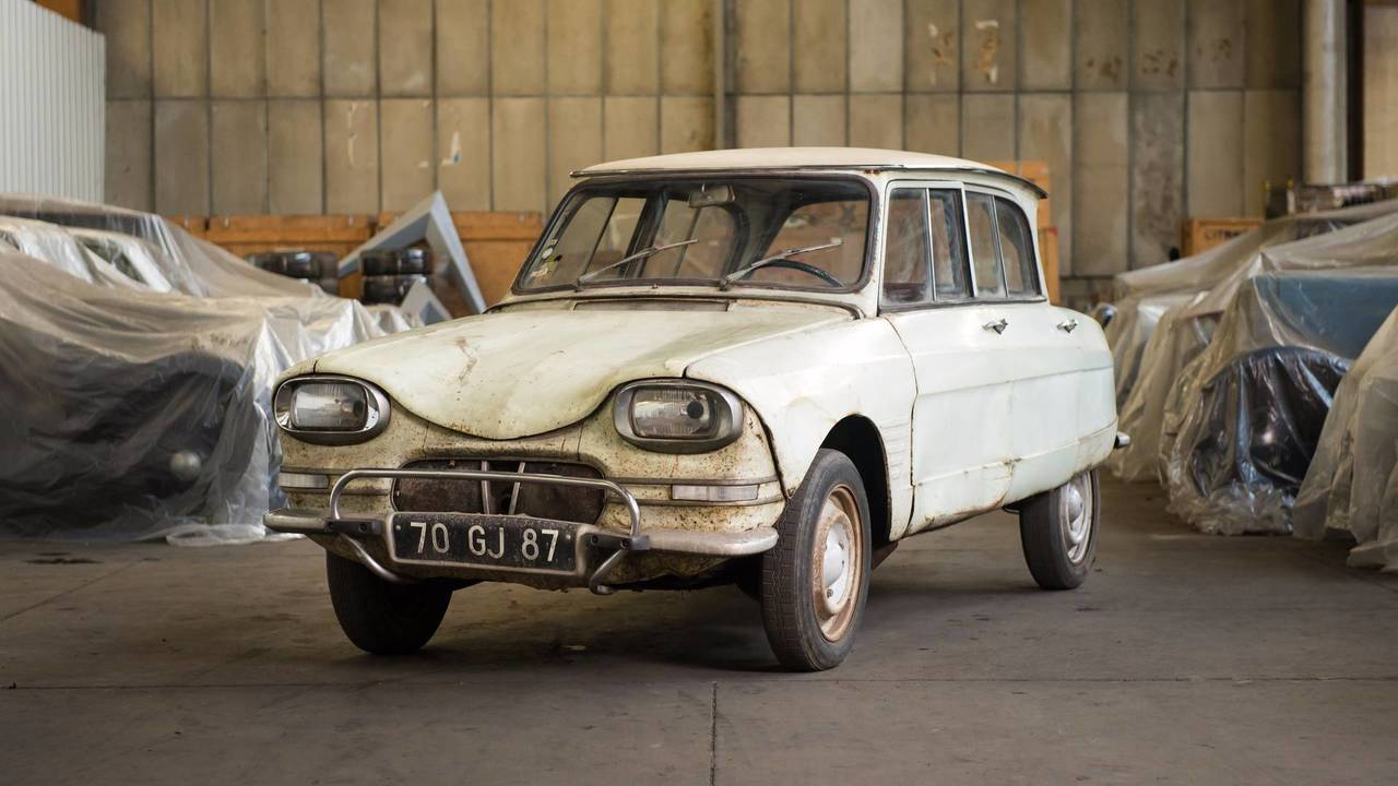 1961 Citroën Ami 6