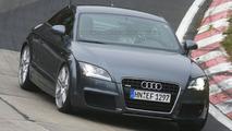 Audi TT RS Spied