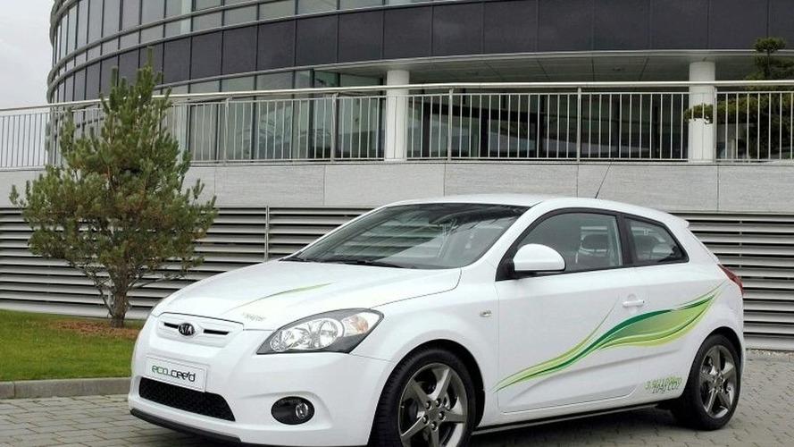 Kia eco_cee'd given 'green' light