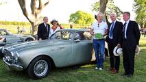 1952 Ferrari 195 Vignale récompensée par la FIVA