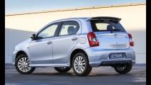 Toyota Etios ganha edição limitada com apelo