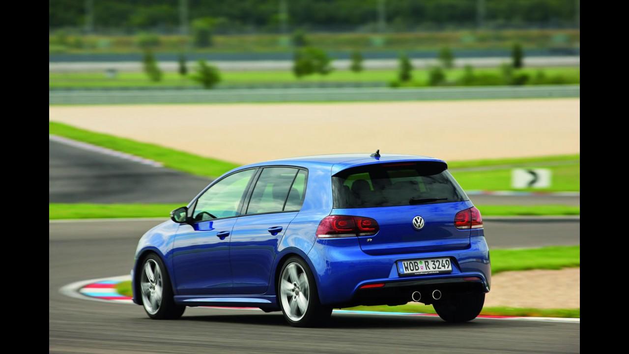 Volkswagen pode lançar divisão esportiva
