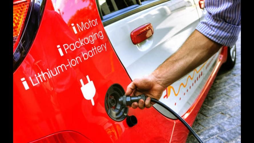 Mitsubishi vai lançar oito novos carros elétricos plug-in até 2015