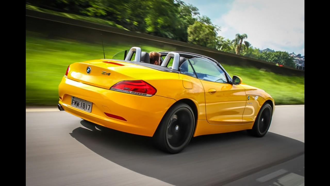 Vem aí o especial de verão Carplace - aceleramos os roadsters da BMW, Mercedes e Porsche