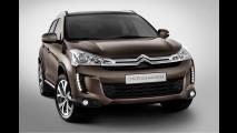 Depois do anúncio, Citroën revela oficialmente o C4 Aircross, sua versão do Mitsubishi ASX