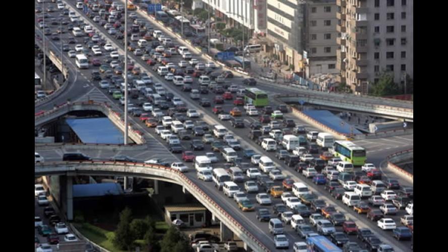 China confirma liderança mundial na produção de veículos em 2010