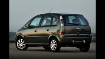 Chevrolet: Meriva e Zafira ganharão série especial Collection para marcar fim de produção