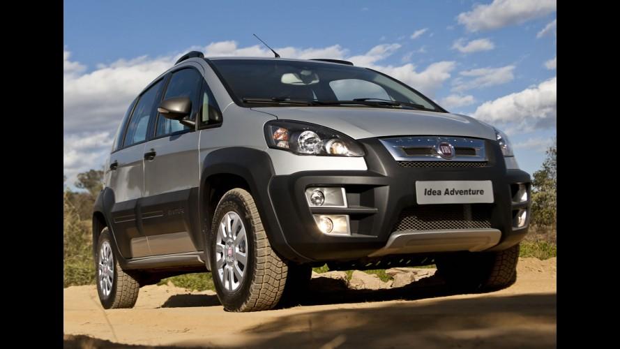 Fiat Idea 2016 ganha novos itens e parte de R$ 51.270 - veja tabela