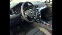 Volkswagen NMC, possível novo Jetta, aparece mais uma vez sem camuflagem