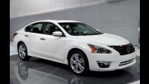 Nissan Altima chega ao Brasil na próxima semana por R$ 99.800